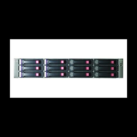 "Дисковая полка HP StorageWorks MSA60, 12 отсеков 3.5"" HDD"