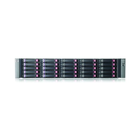 Дисковый массив HP StorageWorks MSA70, 25x 73Gb 10k SAS 2.5 HDD