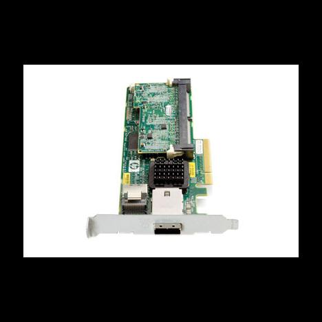 RAID-контроллер HP Smart Array P212/256Mb SAS, низкопрофильная планка в комплекте