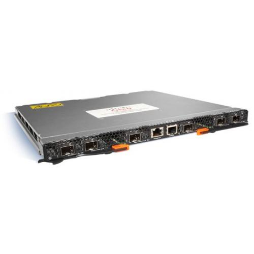 Коммутационный модуль IBM BladeCenter 6 портов 10Гб SFP+