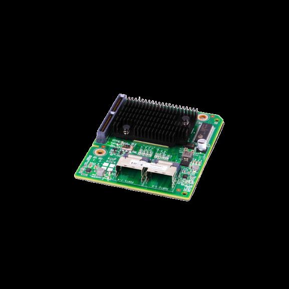 RAID-контроллер mezzanine LSI 2008 для серверов Dell C6320