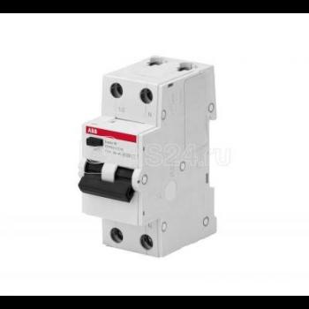 Выключатель авт. диф. тока 2п С 40А 30мА 4.5кА тип AC Basic M BMR415C40 ABB 2CSR645041R1404