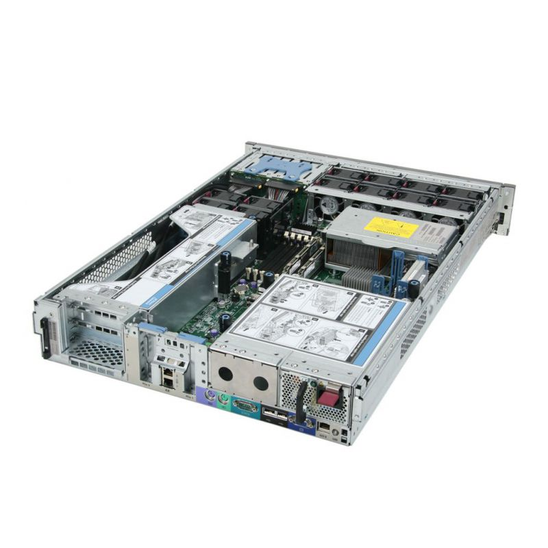Сервер HP ProLiant DL380 G5, 2 процессора Intel Quad-Core E5450 3.00GHz, 16GB DRAM