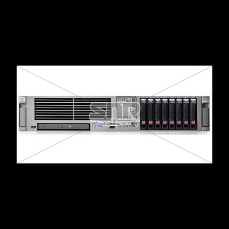 Сервер HP ProLiant DL380 G5, 2 процессора Intel Quad-Core E5450 3.00GHz, 16GB DRAM