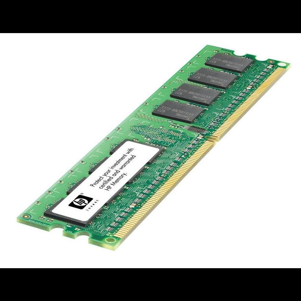 Память DDR PC3-10600E ECC 4GB для сервера HP DL120 G6
