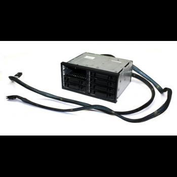 Дополнительная корзина для 8 дисков малого форм-фактора для сервера HP DL380 G6/G7