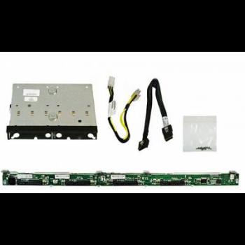 Дополнительный комплект для установки 4 дисков малого форм-фактора для сервера HP DL360 G6, G7