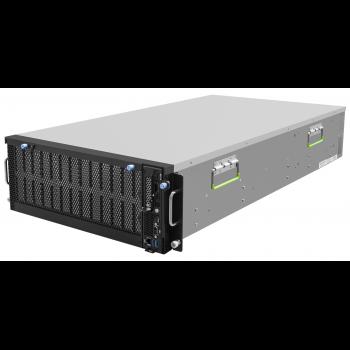 Серверная платформа Tyan B7118F100V100HR, 4U, Scalable, DDR4, 100xHDD, резервируемый БП