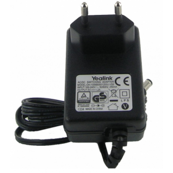 Блок питания 5VDC, 1.2A для SIP-T27G/T41S/T42S/T43U/T53(W)/W80B/W80DM
