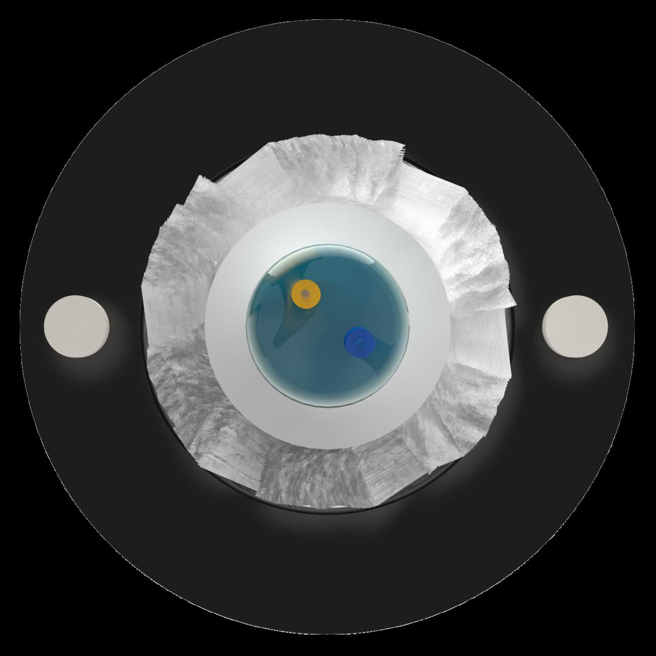 Кабель оптический Alpha Mile Микро ADSS, 01 волокно