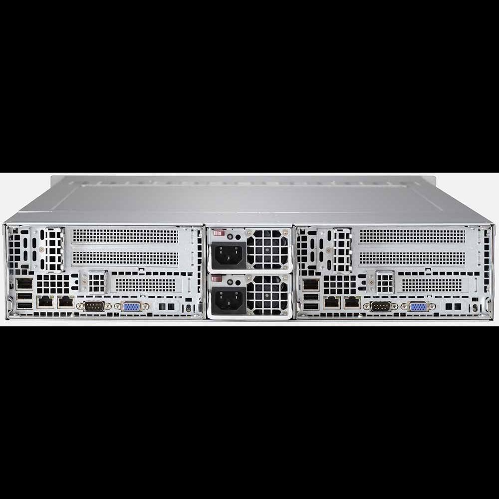 Шасси сервера Supermicro 6027TR-DTRF