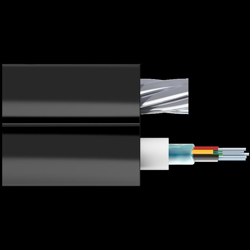 Кабель оптический Alpha Mile Mini-8, 8 волокон
