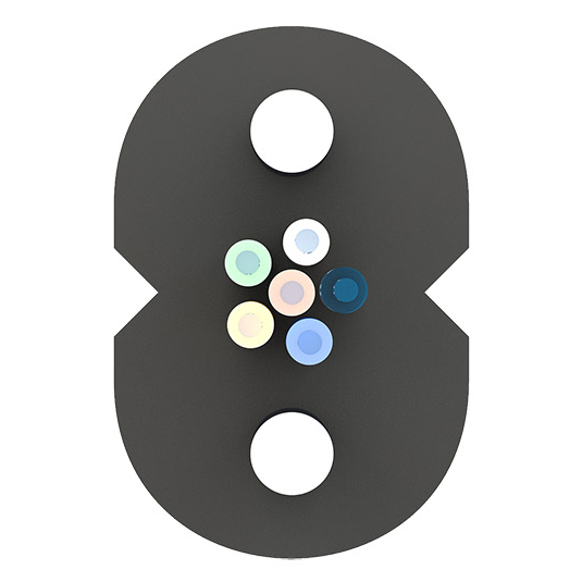 Кабель оптический Alpha Mile FTTx, 6 волокон