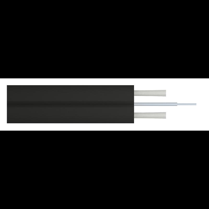 Кабель оптический Alpha Mile Flex FTTx, 1 волокно