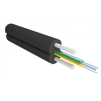 Кабель оптический Alpha Mile Flex FTTx, 4 волокна