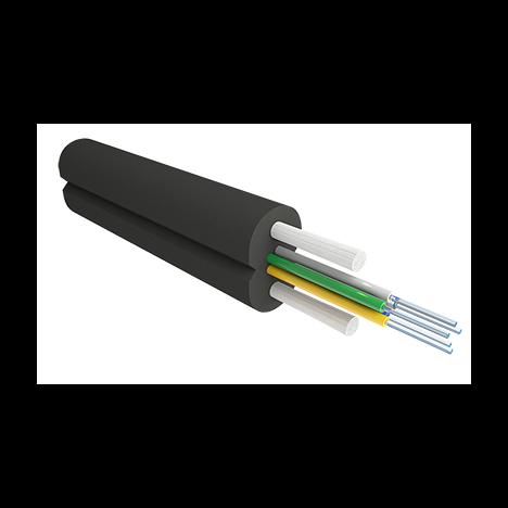 Кабель оптический Alpha Mile Flex FTTx, 6 волокон