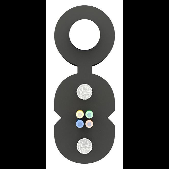 Кабель оптический Alpha Mile Flex FTTx, с дополнительным несущим элементом (проволока 1.0 мм), 4 волокна