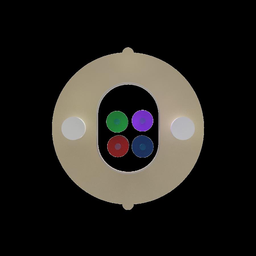 Кабель оптический Alpha Mile RISER, 04 волокна Corning Ultra G.652D, LSZH