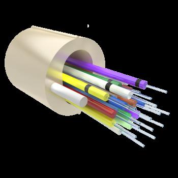 Кабель оптический Alpha Mile RISER, 16 волокна Corning Ultra G.652D, LSZH