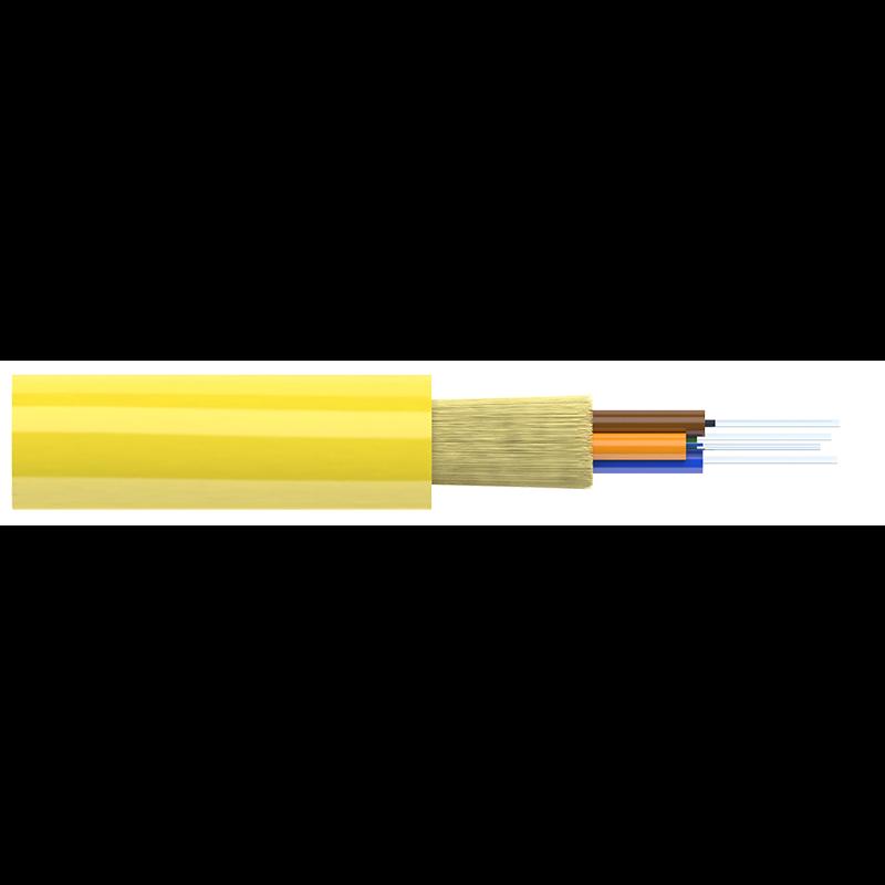 Кабель оптический Alpha Mile Distribution, 04 волокна, LSZH