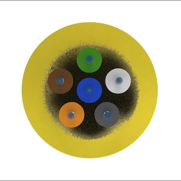 Кабель оптический Alpha Mile Distribution, 06 волокон, LSZH