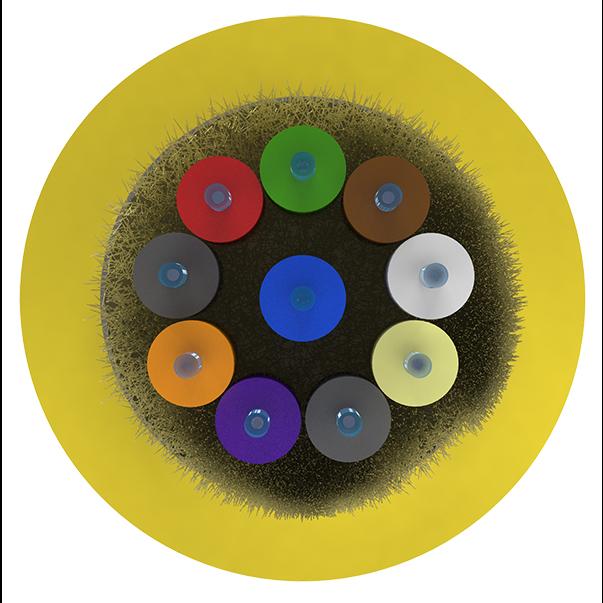 Кабель оптический Alpha Mile Distribution, 10 волокон, LSZH