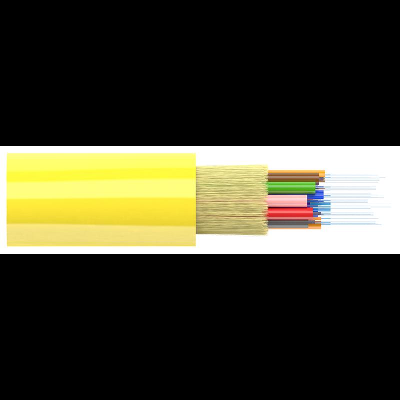 Кабель оптический Alpha Mile Distribution, 14 волокон, LSZH