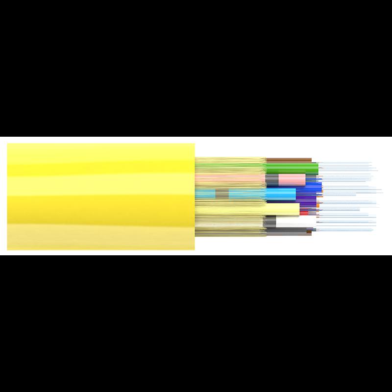 Кабель оптический Alpha Mile Distribution, 24 волокна, LSZH
