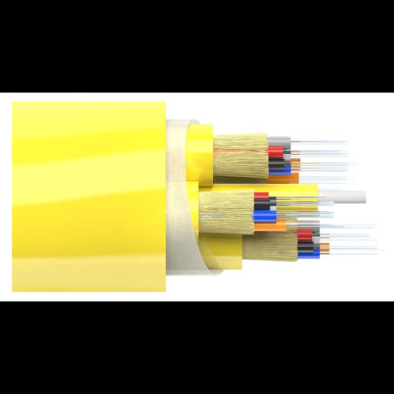 Кабель оптический Alpha Mile Distribution, 32 волокна, LSZH