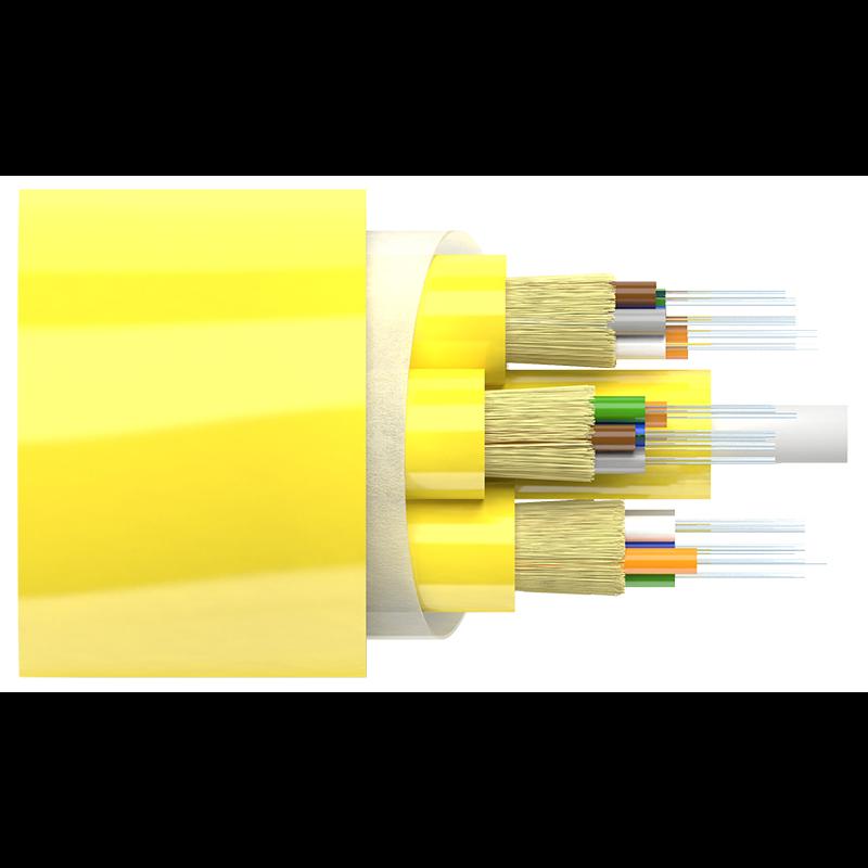 Кабель оптический Alpha Mile Distribution, 36 волокон, LSZH