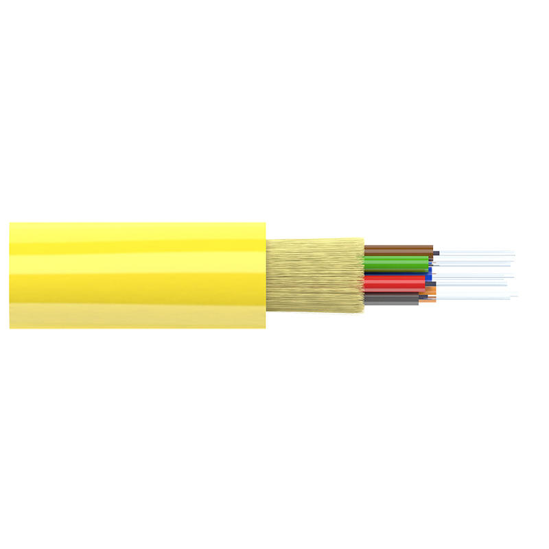 Кабель оптический Alpha Mile Distribution, 08 волокон 657A1, LSZH