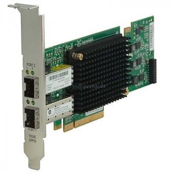 Сетевой адаптер HP NC552SFP 10Gb 2-port Ethernet Server Adapter