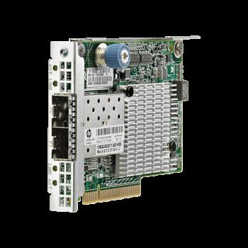 Сетевой адаптер HP Ethernet 10Gb 2-port 530FLR-SFP+