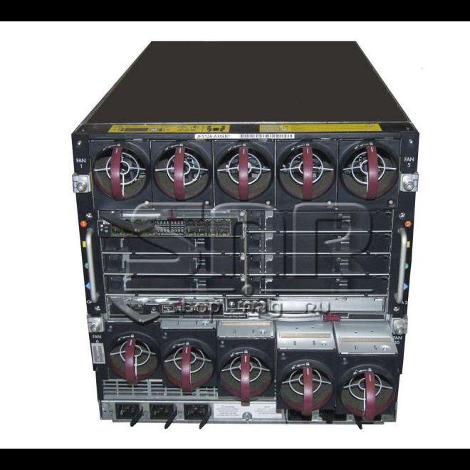 Шасси HP для блейд-системы c7000 G3, скомплектованное (6x PS, 2x Admin, 10x Fan, 1x Single Phase AC Input, 1x RailKit)