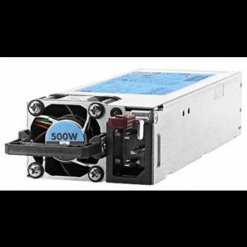 Блок питания HP DL360/380 Gen9 500W