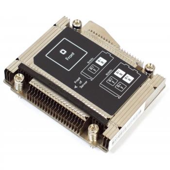 Радиатор для первого процессора для сервера HP BL460c Gen9