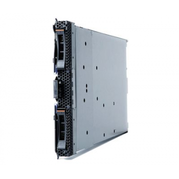 Блейд-сервер IBM BladeCenter HS22, 2 процессора Intel Xeon Quad-Core L5520 2.26Ghz, 24Gb DRAM, 2x300GB SAS