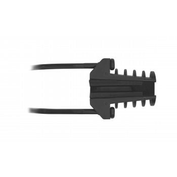 Зажим анкерный клиновой Alpha Mile 806-01-46-10 (пластиковый)