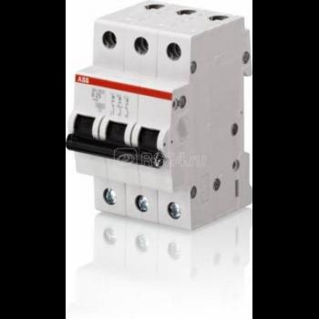 Выключатель автоматический модульный 3п C 20А 4.5кА SH203L ABB 2CDS243001R0204