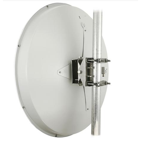 Антенна параболическая DishEter PRO 32 HV Precision Cyberbajt, 6GHz, 32dBi, двухполяризационная
