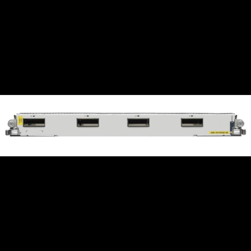 Модуль Cisco A9K-4X100GE-SE для маршрутизаторов ASR 9000 серии