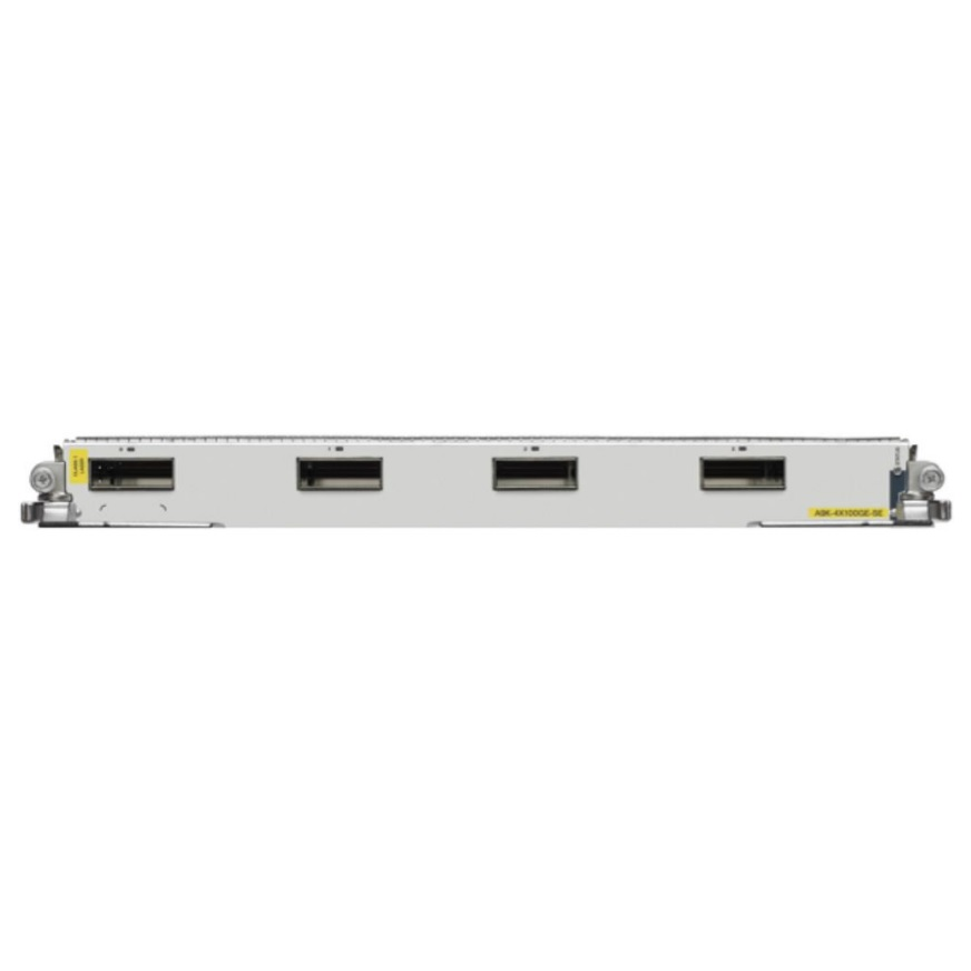 Модуль Cisco A9K-4X100GE-TR для маршрутизаторов ASR 9000 серии