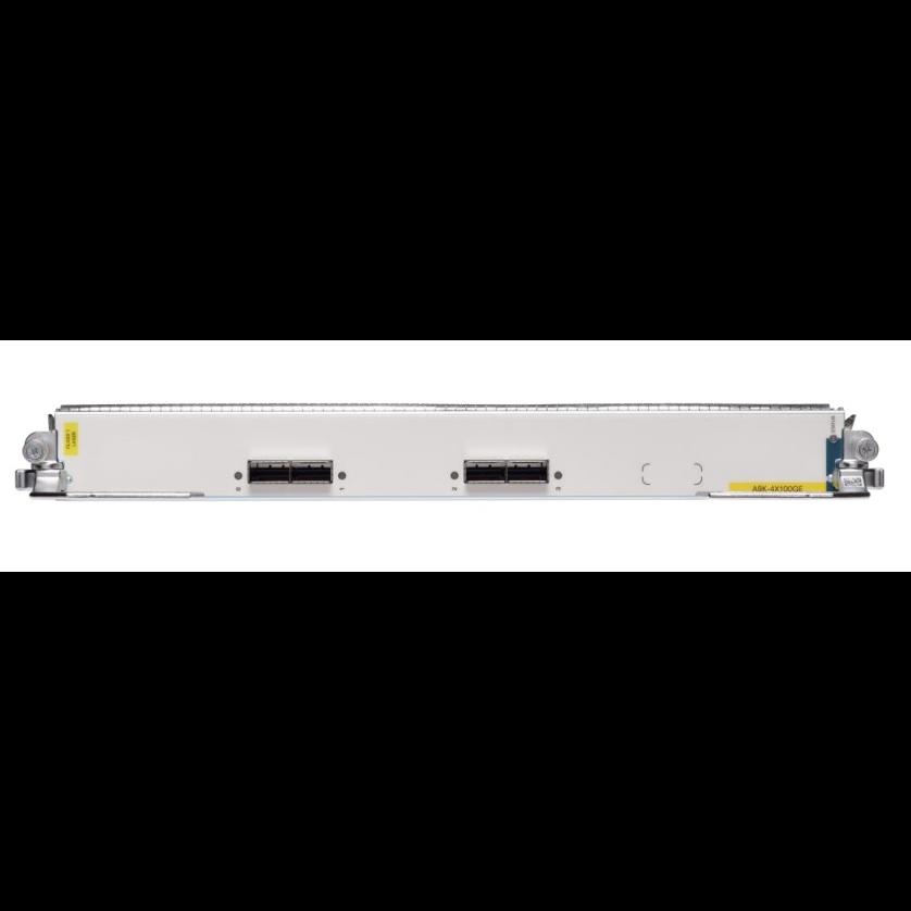 Модуль Cisco A9K-4X100GE для маршрутизаторов ASR 9000 серии