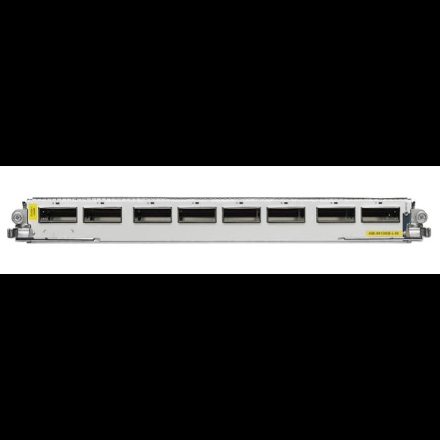 Модуль Cisco A9K-8X100GE-TR для маршрутизаторов ASR 9000 серии