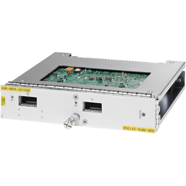 Модуль Cisco A9K-MPA-2X40GE