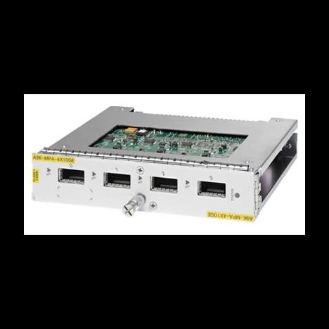 Модуль Cisco A9K-MPA-4X10GE