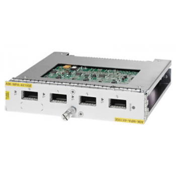 Модуль Cisco A9K-MPA-4X10GE
