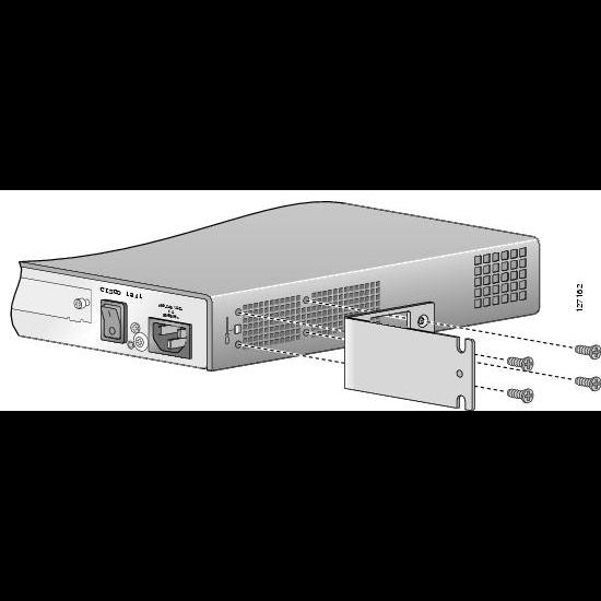 """Крепление для маршрутизаторов Cisco 1921 в стойку 19"""""""