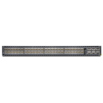 Маршрутизатор Juniper ACX5048, 48 SFP+/SFP ports, 6 QSFP ports, redundant fans and AC power supplies