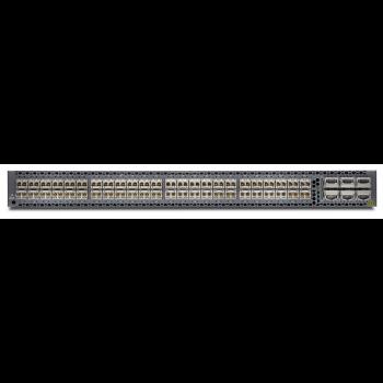 Маршрутизатор Juniper ACX5048, 48 SFP+/SFP ports, 6 QSFP ports, redundant fans and AC power supplies